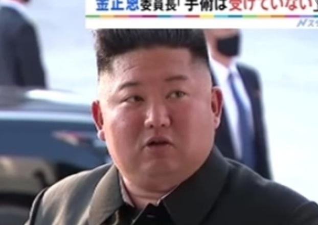 画像 キムジョンウン 影武者